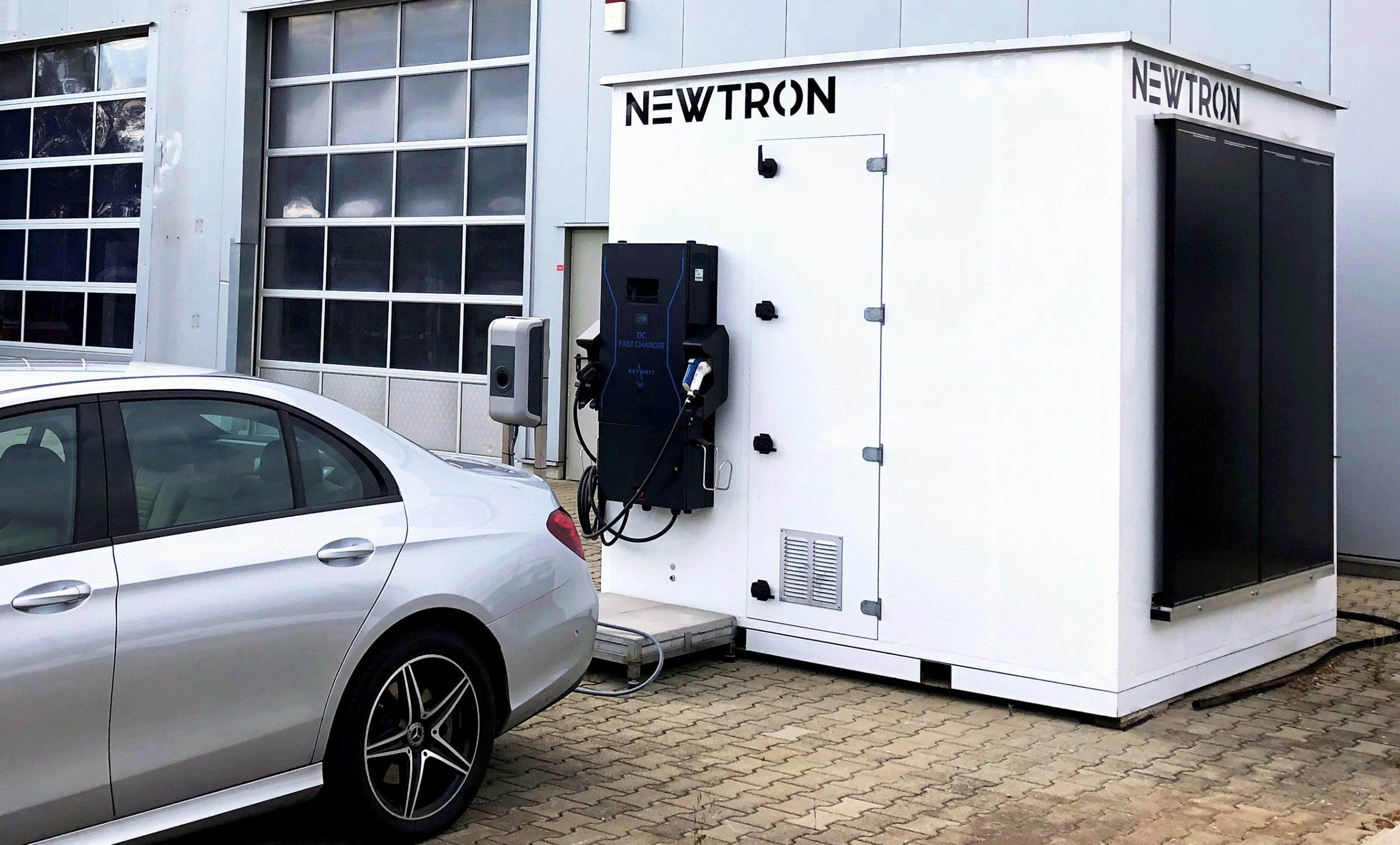 Referenzbild NEWTRON am Wolf Power Systems Standort Kassel
